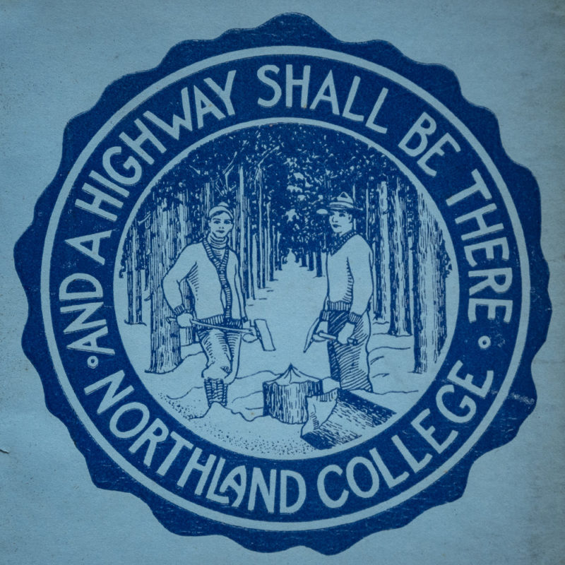 Northland College seal