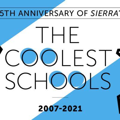 Cool School Badge