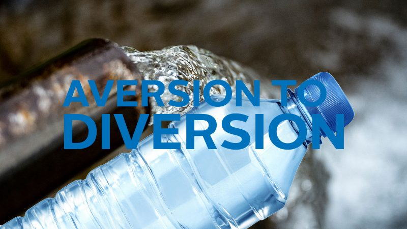 Aversion to Diversion